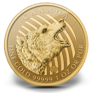 Bullion 1 Ounce 99999 Pure Gold Call Of The Wild Series Elite Pmx